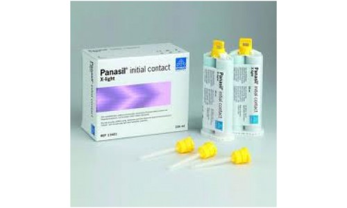 Panasil Contact X light 2x50ml
